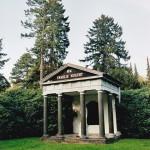 Graftombe, Friedhof Ohlsdorf (Duitsland, Hamburg) [Foto: Joop van der Vaart]