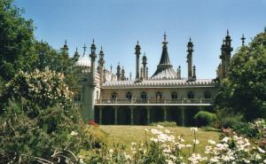 Royal Pavilion (Engeland, Brighton) [Foto: Eric Denig]