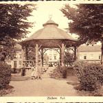 Kiosk, marktplein (Vlaams-Brabant-Be, Zichem) [Coll. Glenn Geeraerts]