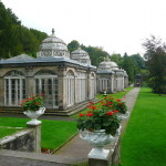 Grand Conservatories, park Alton Towers (Engeland, Staffordshire, Alton) [Foto: Laurens Wilming]