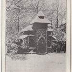 Rustiek prieel uit Algemeene naam- en prijslijst 1902 (Groenewegen en Zoon, De Bilt) [Coll. Jan Holwerda]