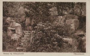 Rotsen bij Craailoo (Noord-Holland, Blaricum) [Coll. Jan Holwerda]