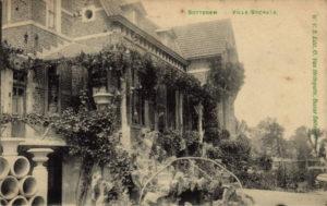 Villa Socrate(s) (Oost-Vlaanderen-Be, Zottegem) [Coll. Anton Nuijten]