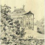 'Canton te Baarn', Jhr P. van Loon, 1841 (Utrecht, Baarn) [Coll. Het Utrechts Archief]