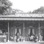 Bierhal/restauratie naast Stationsgebouw (Utrecht, Baarn)