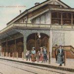 Stationsgebouw, ca.1910 (Utrecht, Baarn) [Coll. A. Nuijten]