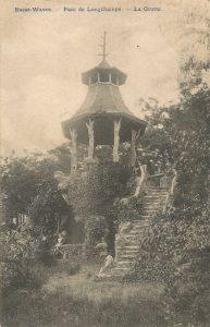 La Grotte, Parc de Longchamps (Waals-Brabant Be, Basse-Wavre) [Coll. A. Nuijten]
