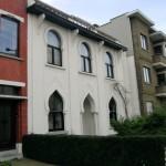 Moors Huis (Oost-Vlaanderen-Be, Gent) [Foto: Hetty Wilming]