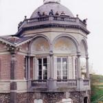 Paviljoen de Notelaer (Antwerpe-Be, Hingene) [Foto: Hetty Wilming]