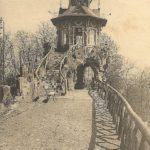 Chalet bovenop de Kalkberg, Park De Naeyer (Antwerpen-Be, Willebroek) [Coll. A. Nuijten]