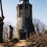 Bismarcktoren (Duitsland, Tecklenburg) [Foto: Anton Nuijten]