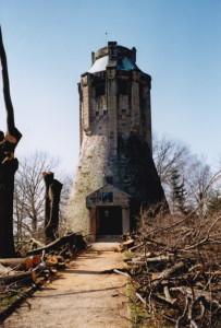 Bismarcktoren (Duitsland, Tecklenburg) {Foto: Anton Nuijten]