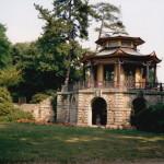 Chinees Paviljoen, parc de Cassan (Frankrijk, L'isle-Adam) [Foto: Anton Nuijten]