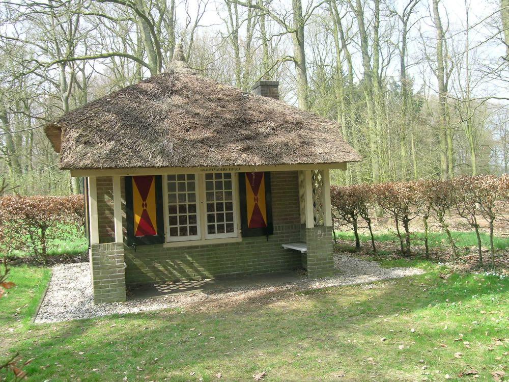 grootvaders huisje het enzerinck vorden gelderland