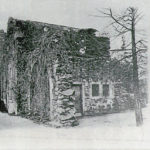 Kunstliche Ruine anno 1918, keukengedeelte (Duitsland, Pillnitz)