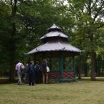 Chinees Schellenhuisje, park Velserbeek (Noord-Holland, Velsen-Zuid) [Foto: Hetty Wilming]