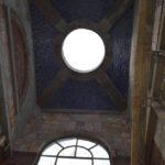 Oculus in de nieuwe toren, Nederlands Kremlin (Noord-Holland, Winkel) [Foto Hetty Wilming]