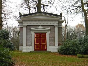 Mausoleum van Regteren Limpurg (Overijssel, Almelo) [Foto: Hetty Wilming]