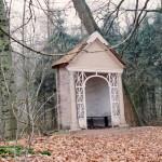 Trompe l'oeuil koepel, Landgoed De Colckhof (Overijssel, Laag Zuthem) [Foto: Hetty Wilming]