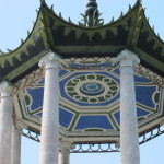 detail Chinees Prieel, Tsarskoje Selo (Rusland, Poesjkin) [Foto: Hans Kateman]