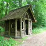 Rustiek huisje, Landgoed Elswout (Noord-Holland, Overveen) [Foto: Hetty Wilming]