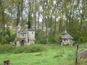 Bijenkorven in Sint-Lievens-Esse