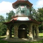 Chinese Tempel (Tsjechië, Vlašim) [Foto: Hetty Wilming]