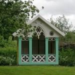 Tuinhuis 't Spijck (Utrecht, Harmelen) [Foto: Hetty Wilming]