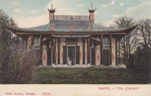 Villa Canton (Utrecht, Baarn) [Coll. Anton Nuijten]