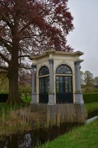 Theekoepel Vechtoever (Utrecht, Maarssen) [Foto: Hetty Wilming]