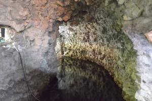 Water door de grot, Boekenbergpark, Antwerpen-Deurne