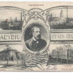 De Naeyer, zijn fabriek en andere gebouwen (Antwerpen-Be, Willebroek)