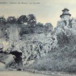Gedeelte van Cascade Kalkberg, Park De Naeyer (Antwerpen-Be, Willebroek)