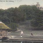 Dierenparkje onderaan Kalkberg, Park De Naeyer (Antwerpen-Be, Willebroek)
