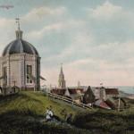 Koepel, Oud Scheveningen (Zuid-Holland, Scheveningen) [Coll. Anton Nuijten]