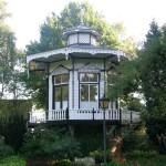 Theehuis, Floralia Showtuin (Noord-Brabant, Oosterhout) [Foto: Hetty Wilming]